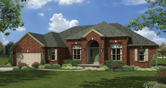 Mi Homes Ranch Floor Plans: Ranch House Custom Home Floor Plans: The Alexandria